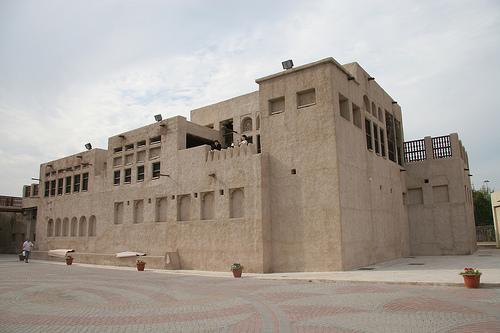 Visita en Dubai el Museo Sheikh Saeed Al Maktoum