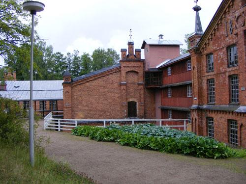 Verla, un museo dedicado al papel en Finlandia