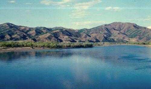Reserva Natural Gun Galuut, en Mongolia