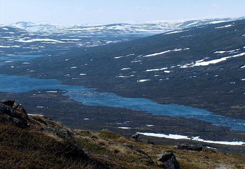 Parque Nacional Hardangervidda