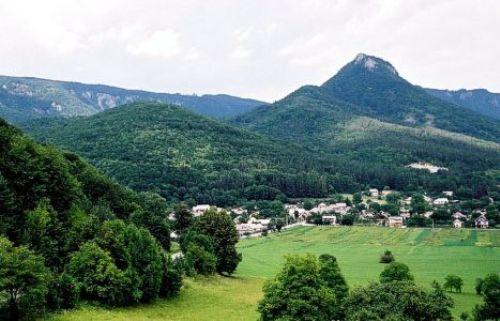 El Parque Nacional Muranska Planina, en Eslovaquia