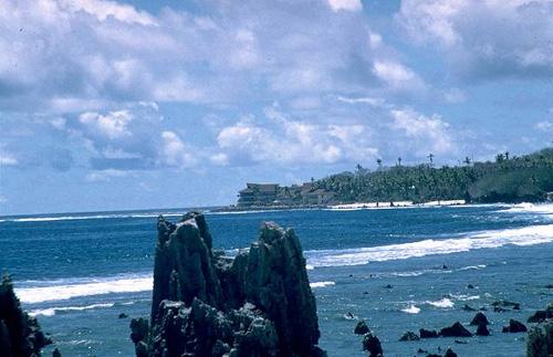 Nauru, destino en Micronesia
