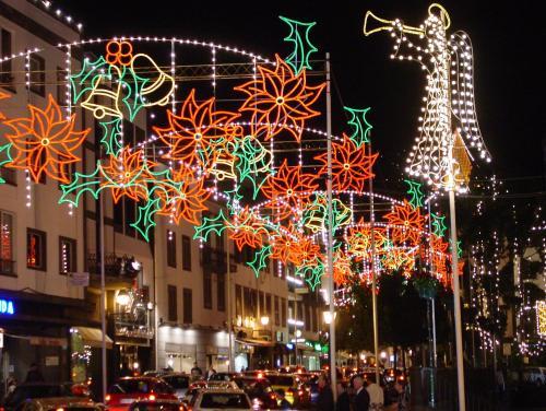 Navidad en Funchal