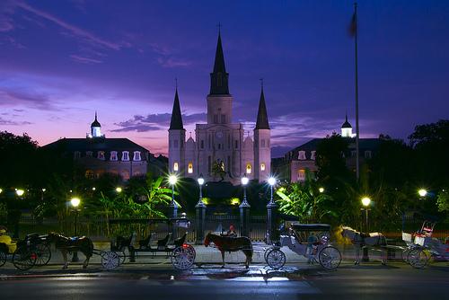 Nueva Orleans, ciudad mágica