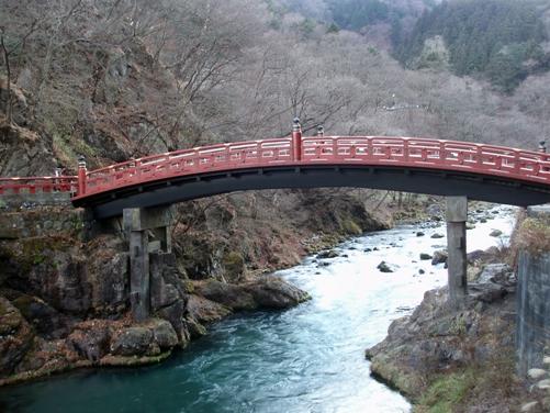 Santuarios y templos de Nikko, en Japón