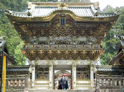Mausoleo de Tokugawa Ieyasu