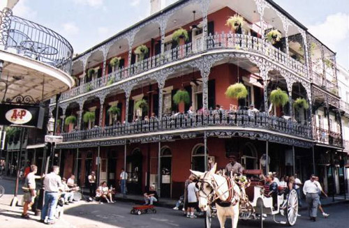 Nueva orleans ciudad multicultural for What to do in new orleans louisiana