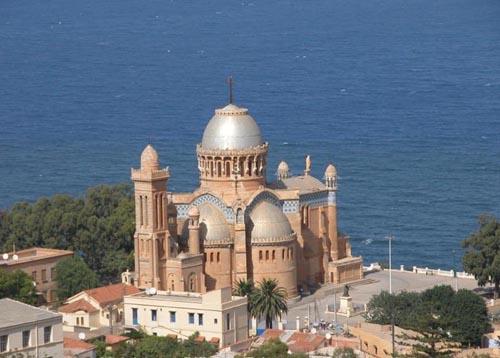Basílica Nuestra Señora de África, cristianismo en Argelia