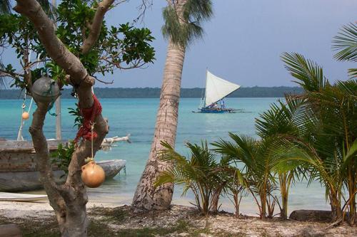 Nueva Caledonia, destino en Oceanía
