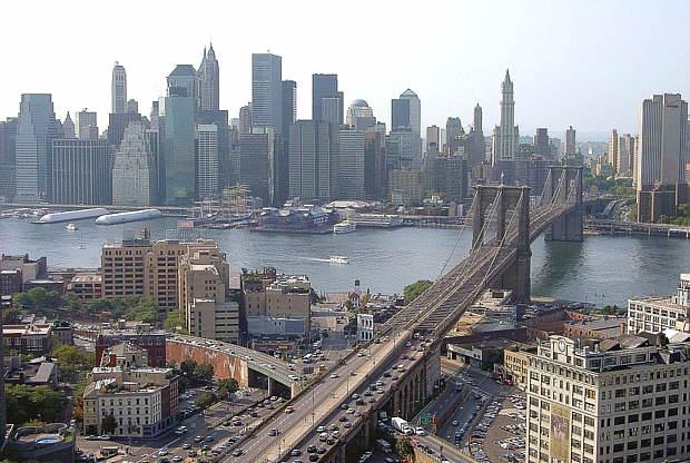 Viaje a Nueva York, guía de turismo
