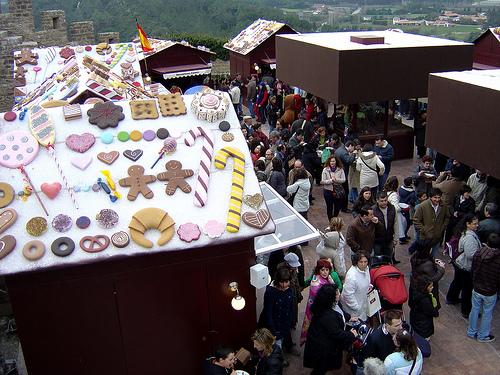 obidos festival de chocolates 2