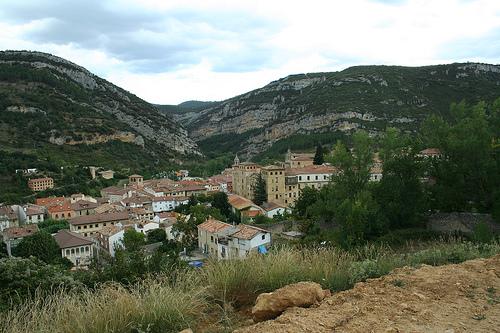 Oña, pueblo de Burgos