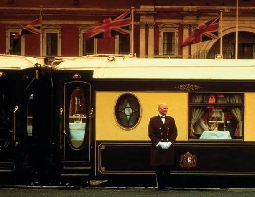 El Orient Express y el Hotel Ritz, lujo en Navidad