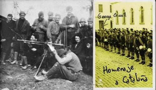Orwell en Cataluña