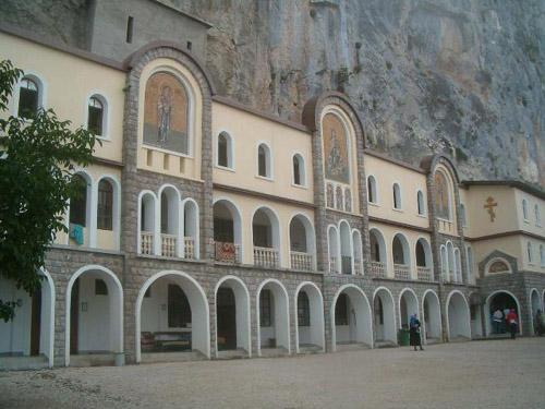 Monasterio Ostrog