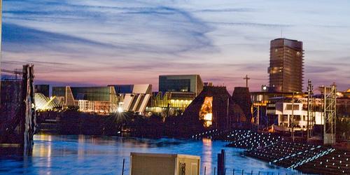 La Expo 2008 de Zaragoza, un paseo por sus pabellones