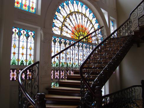 palacio echeverry, interior