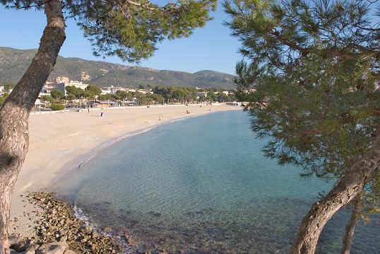Playas y calas en Mallorca