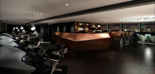 Paramount Bar, beber y festejar con estilo