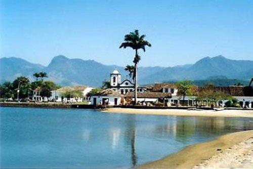 Paraty y sus playas en Brasil