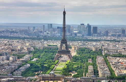 Paris, la ciudad de la luz
