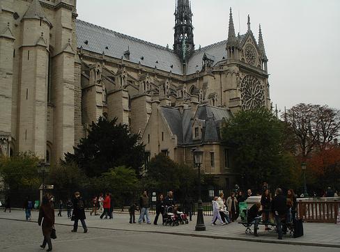 Catedral de Nootre Dame