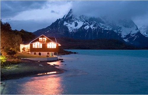 Retorno a la Patagonia, de Chatwin y Theroux