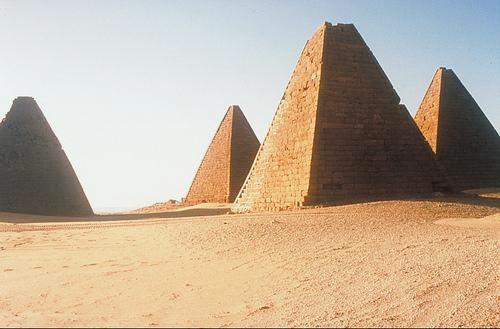 El reino de Napata, en Sudan