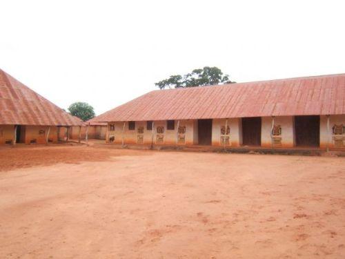 Palacios de Abomey, Benin, Africa