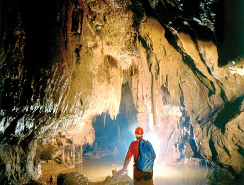 Cuevas de Aggtelek