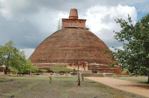 La ciudad sagrada de Anuradhapura