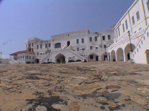 Cape Coast Fort, Ghana, Patrimonio de la Humanidad