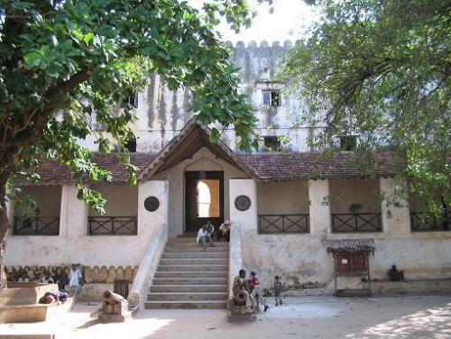 La antigua ciudad de Lamu, en Kenia