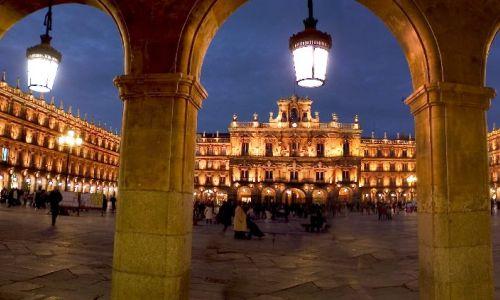 Salamanca y su casco antiguo