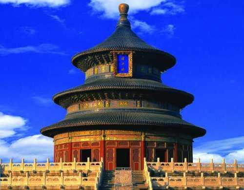 El Templo del Cielo, en China
