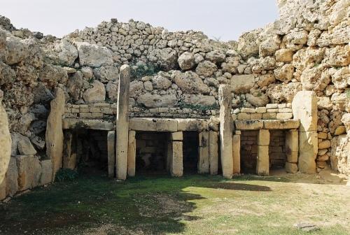Los templos de Malta
