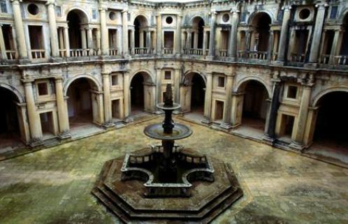 Tomar, hogar de la historia en Portugal