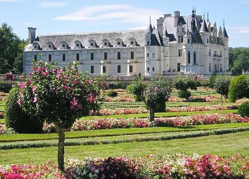Château de Chenonceau, castillos del Loira