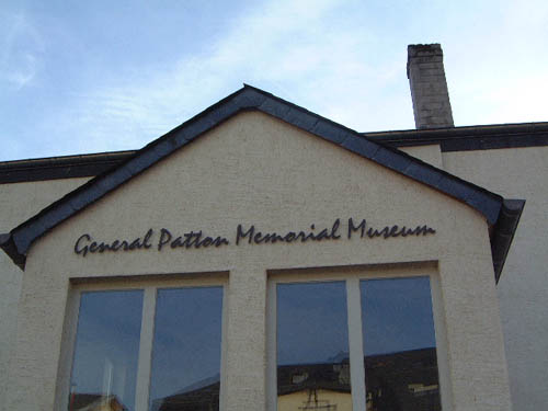 Museo General Patton, en Luxemburgo