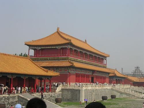 La Ciudad Prohibida, en Pekin