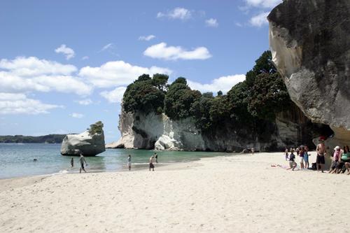 Península Coromandel, destino cerca de Auckland