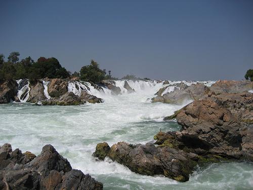 Las cataratas de Phapheng