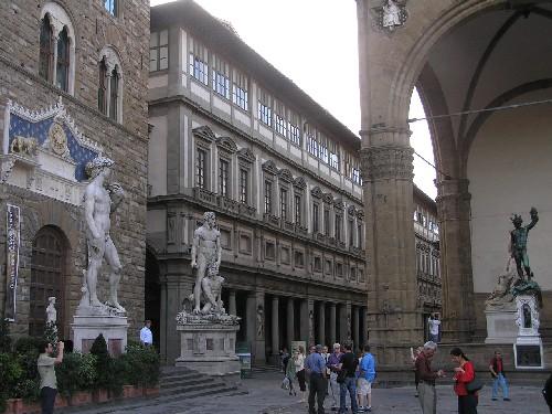 Piazza de la Signora