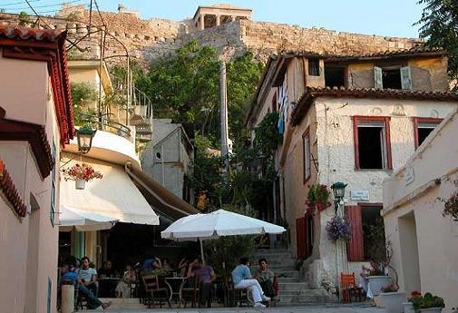Música a los pies de la Acrópolis, Atenas