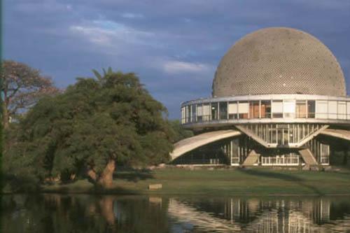 Planetario en Buenos Aires