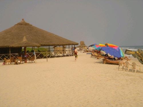 De visita en Ghana