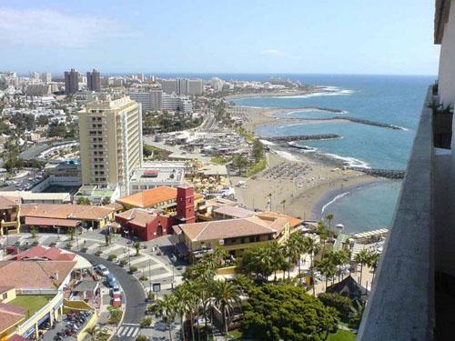 Playa de las Américas, vacaciones en Tenerife