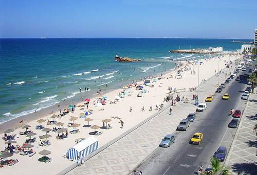 playa sousse