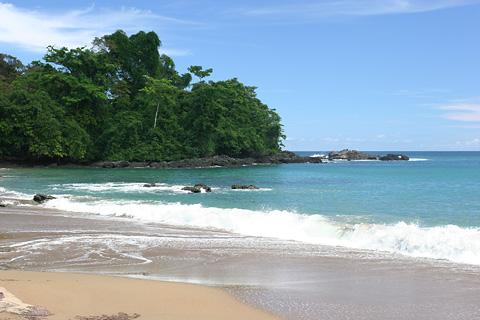 Playa de Corcovado