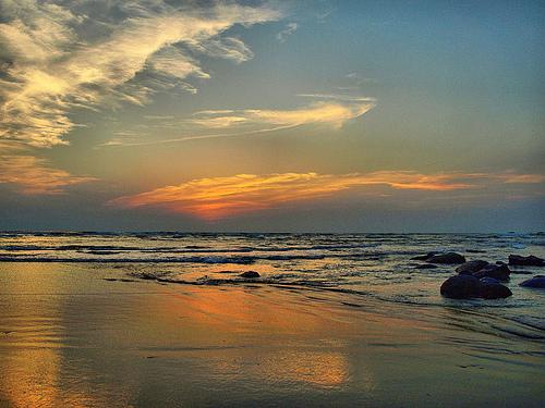 Inani, otra hermosa playa en Bangladesh
